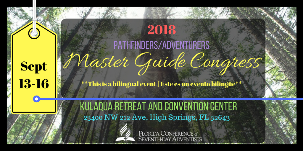 2018 Master Guide Congress