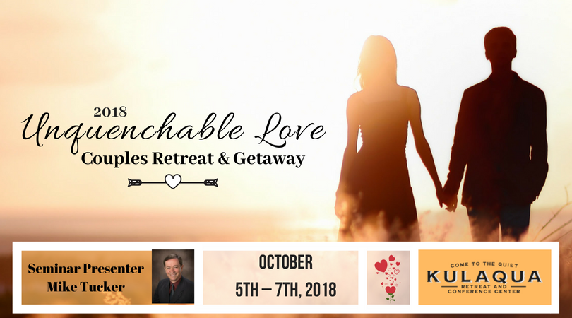 2018 Couple's Retreat & Getaway