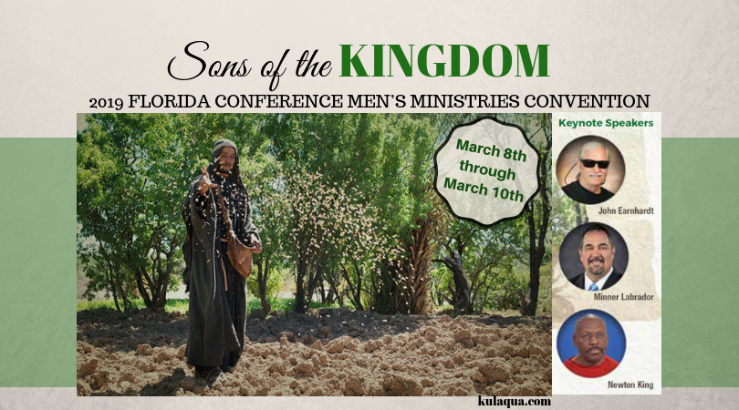 2019 Annual Florida Seventh-day Adventist Men's Convention at Kulaqua Retreat and Conference Center