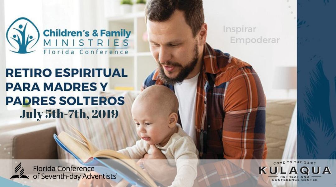 2019 Single Parent Retreat Spanish