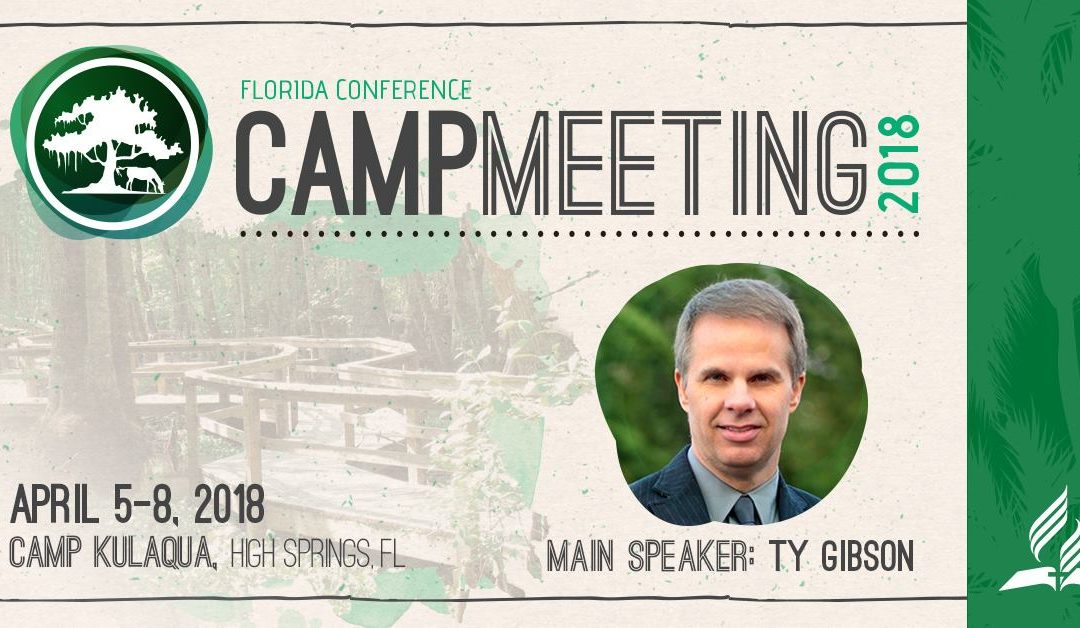 2018 Annual Seventh-day Adventist Camp Meeting