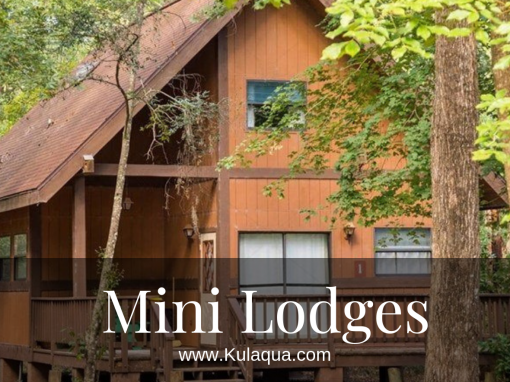 Kulaqua Mini Lodges