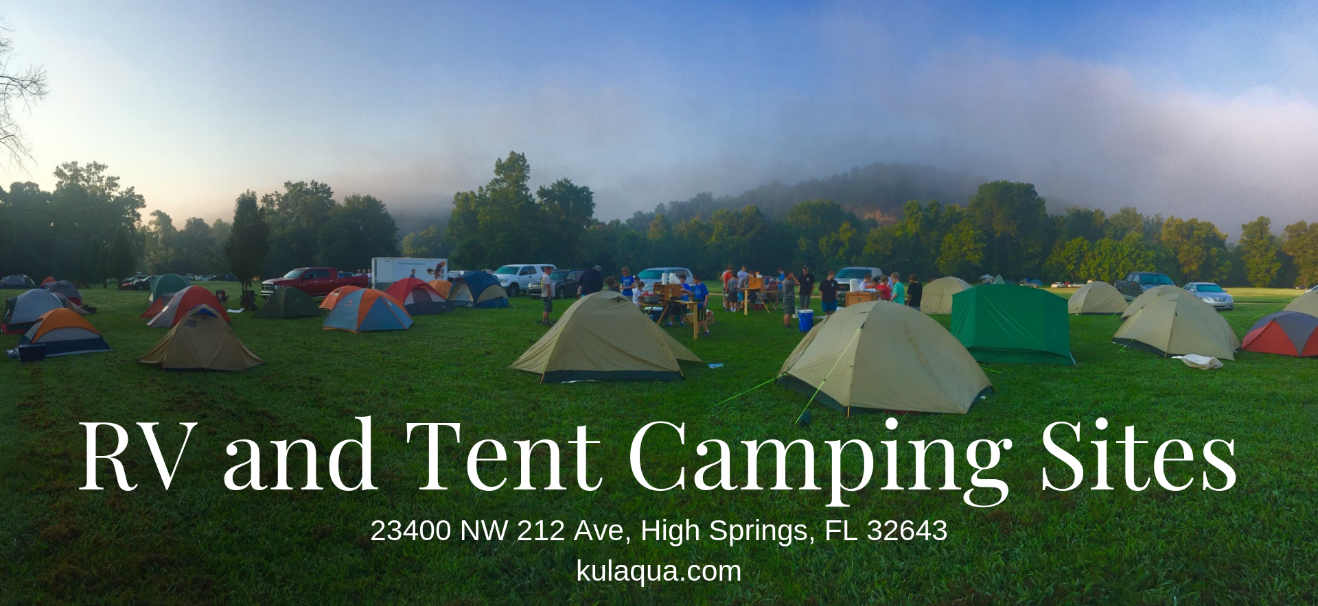 Kulaqua RV and Tent Camping Sites - Kulaqua