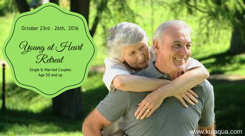 2016 Annual Young At Heart Couples And Singles Golden Years SDA Retreat At Kulaqua