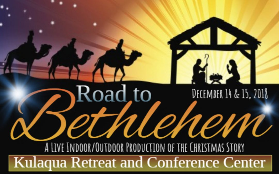2018 Live Nativity at Kulaqua Retreat and Conference Center in High Springs Florida