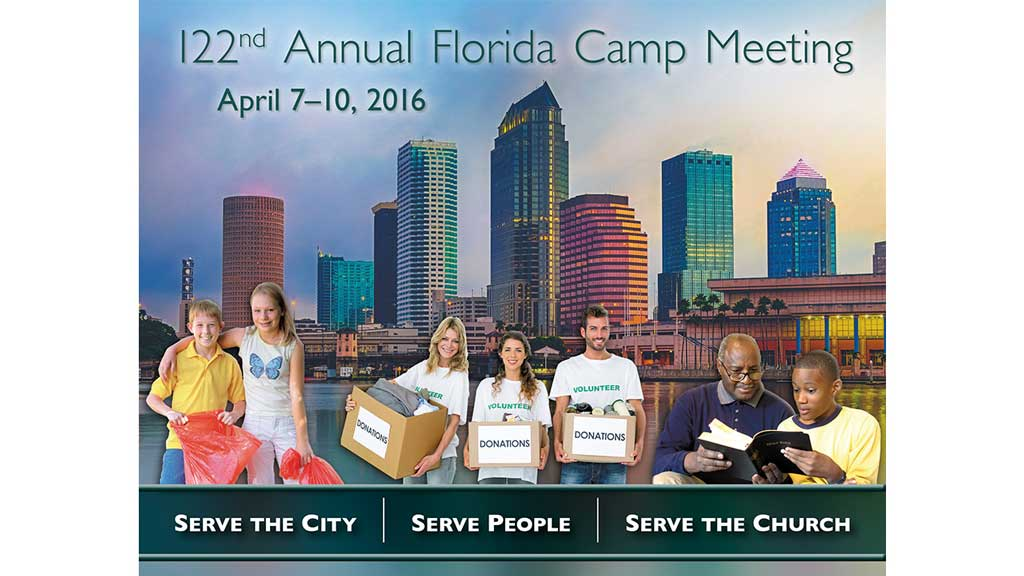Florida Conference of Seventh day Adventists 122 Annual Camp Meeting 2016