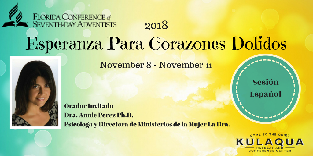 Hope for Hurting Hearts Teen Retreat at Kulaqua Retreat and Conference Center in 2018 November Session – Spanish