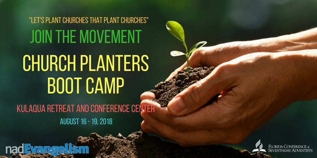 2018 Church Planters Boot Camp at Kulaqua Retreat and Conference Center